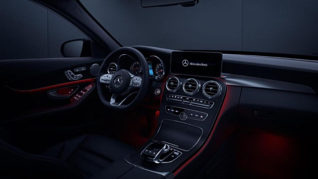 Mercedes-Benz C-Class Saloon 2020 Interior 022