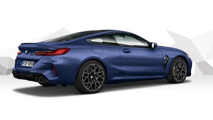 BMW M8 2020 Exterior 006