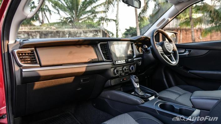 2021 Mazda BT-50 Pro Freestyle Cab 1.9 S Hi-Racer 6AT Interior 004