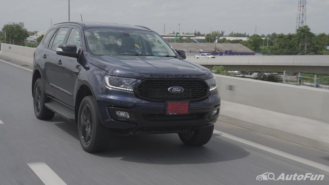 2021 Ford Everest 2.0L Turbo Titanium 4x2 10AT - SPORT Exterior 040