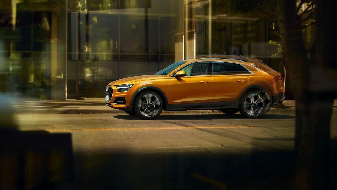 Audi Q8 2020 Exterior 015