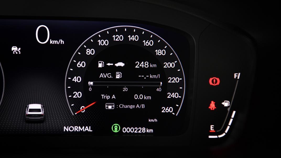2022 Honda Civic RS Interior 046