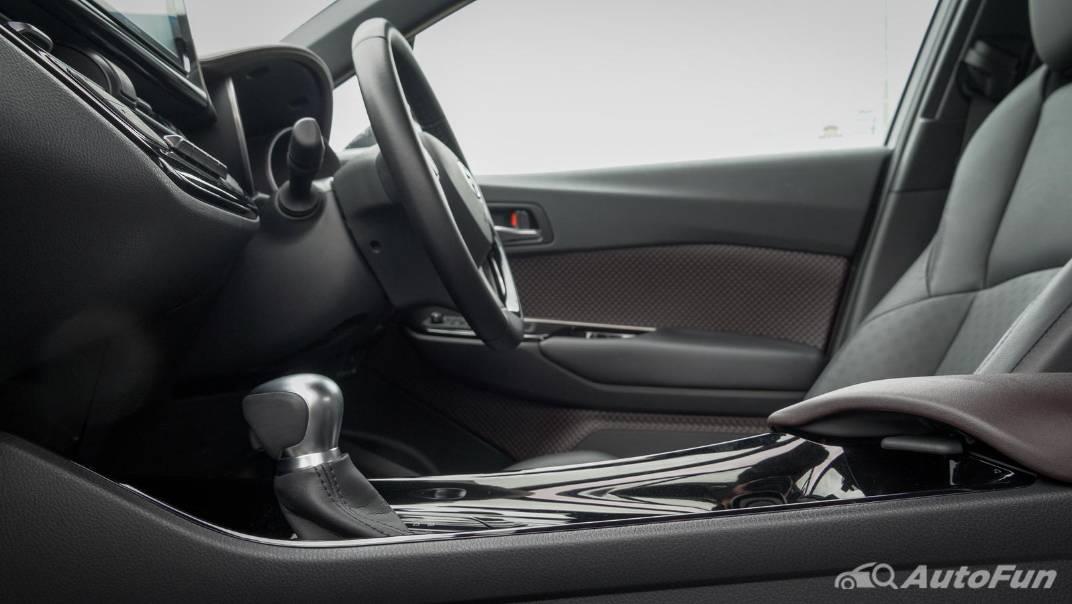 2021 Toyota C-HR Hybrid Premium Safety Interior 052