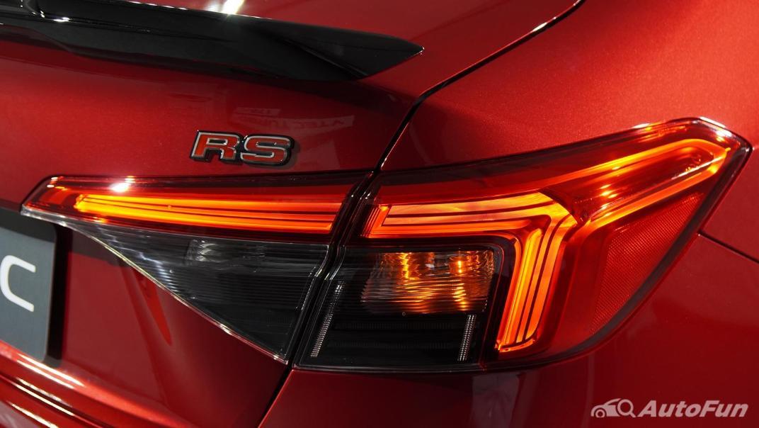 2022 Honda Civic RS Exterior 082