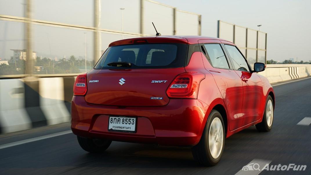 2020 Suzuki Swift 1.2 GL CVT Exterior 011