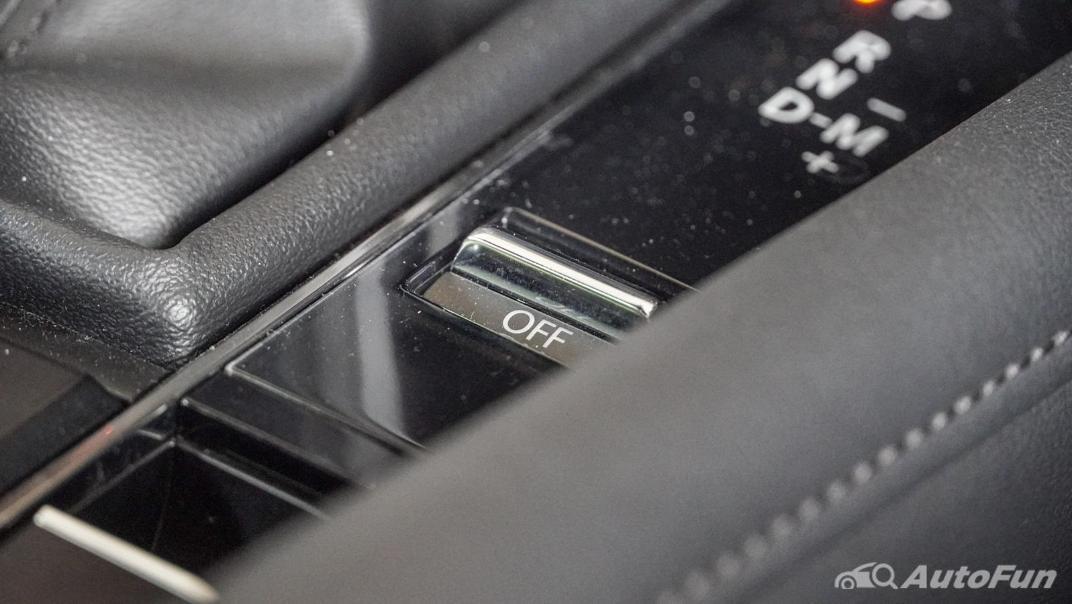 2020 Mazda 3 Fastback 2.0 SP Sports Interior 024