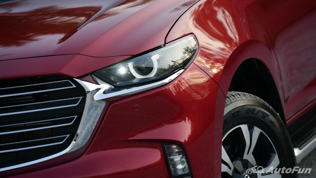 2021 Mazda BT-50 Pro Double Cab 1.9 SP Hi-Racer Exterior 006