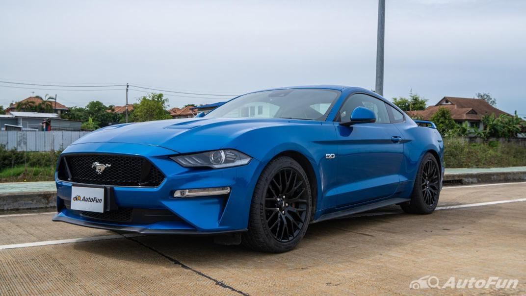 2020 Ford Mustang 5.0L GT Exterior 001
