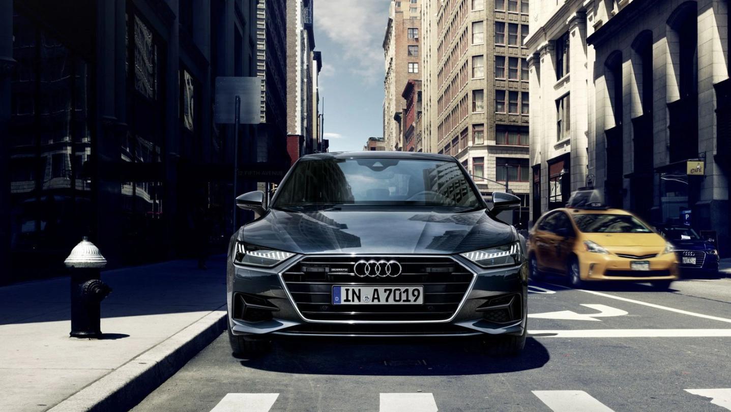Audi A7 Sportback 2020 Exterior 016