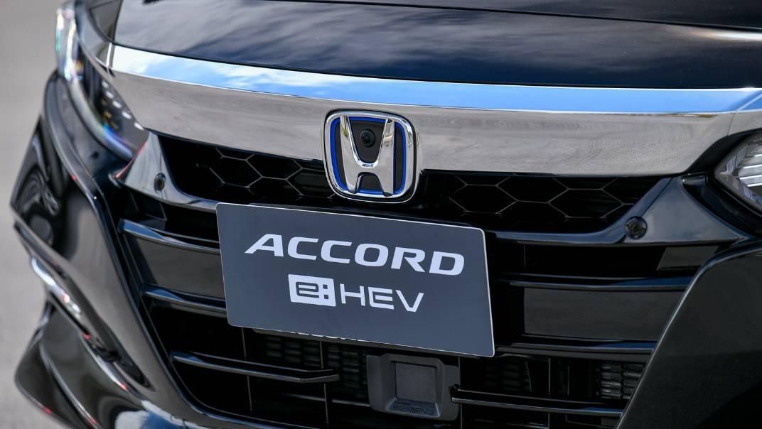 2021 Honda Accord 2.0L e:HEV EL+ Exterior 015