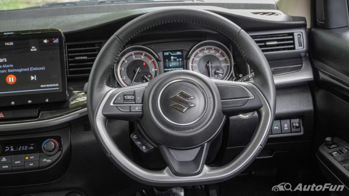 2020 1.5 Suzuki XL7 GLX Interior 003