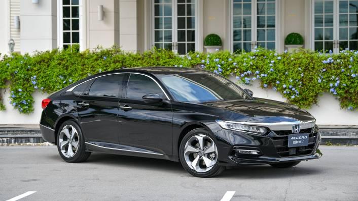2021 Honda Accord 2.0L e:HEV EL+ Exterior 003