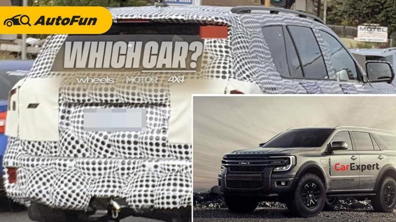 [Hot Issues] 5 เรื่องเด่นรอบสัปดาห์ ตั้งแต่ Ford Everst การปะทะกันของ Haval และ Changan รวมไปถึง Suzuki Swift ใหม่ 02