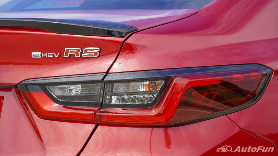 2021 Honda City e:HEV RS Exterior 016
