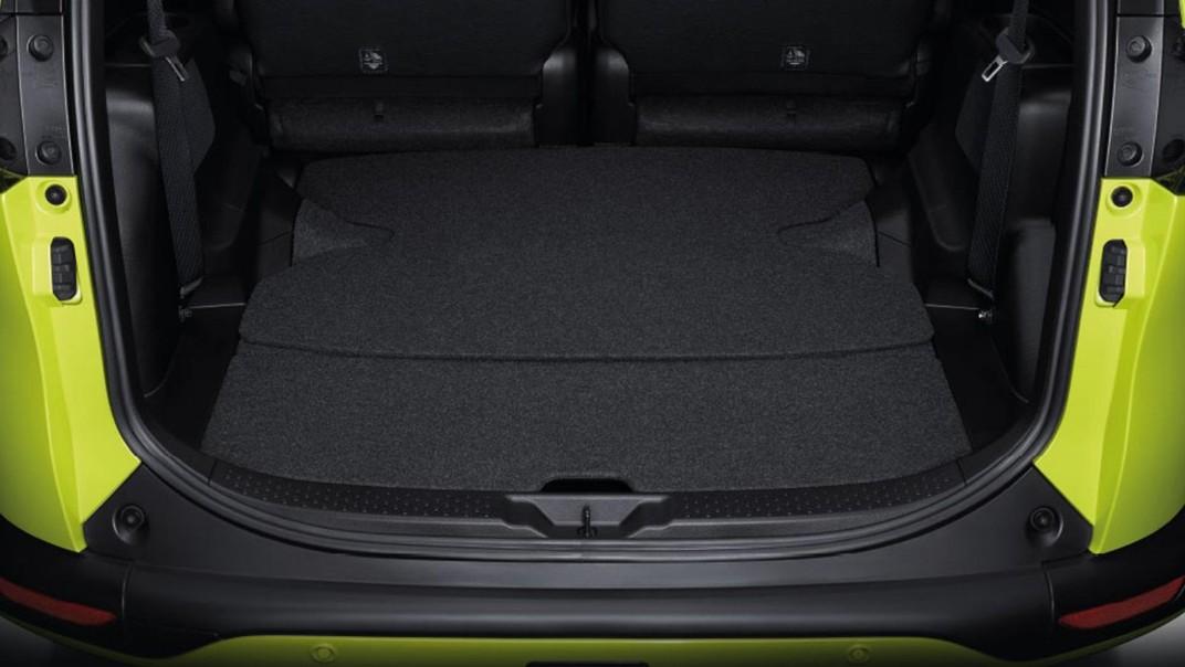 Toyota Sienta 2020 Interior 036