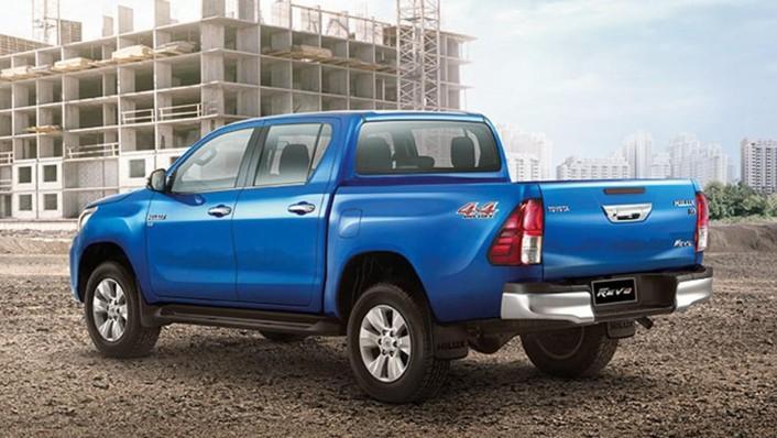 Toyota Hilux Revo Double Cab 2020 Exterior 004