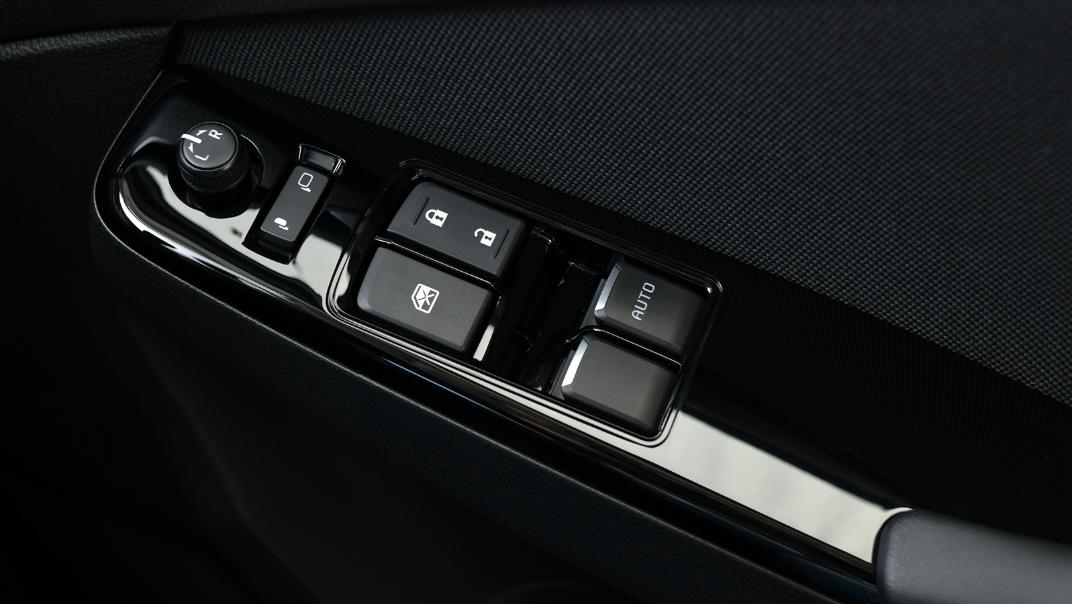 2021 Mazda BT-50 Freestyle cab Upcoming Version Interior 023
