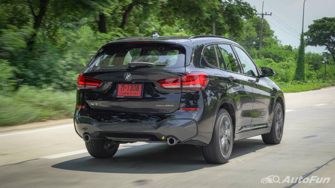 2021 BMW X1 2.0 sDrive20d M Sport Exterior 051