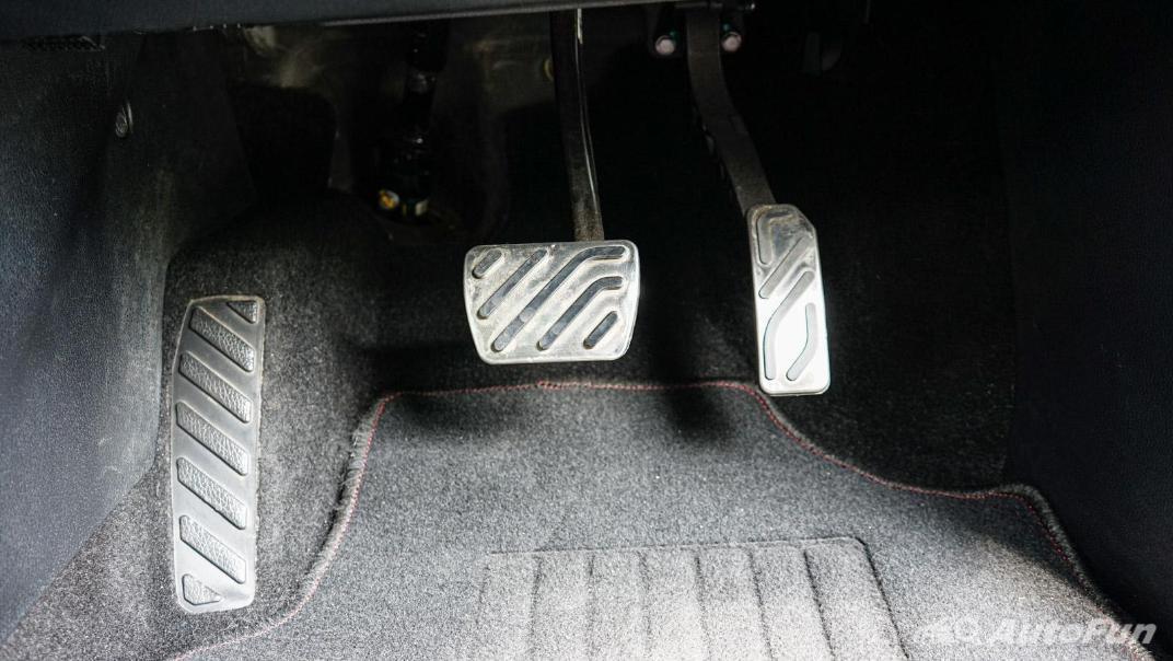 2020 MG HS 1.5 Turbo X Interior 015