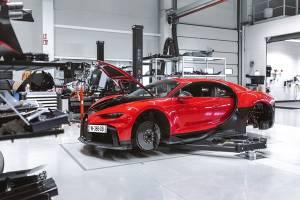 ดูค่าบำรุง Bugatti Chiron ต้องมีเงินแค่ไหน? ใบ้ให้แค่ถ่ายน้ำมันเครื่องก็เปลี่ยน Honda City ได้ทุกปีแล้ว