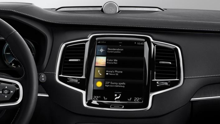Volvo XC 90 2020 Interior 007