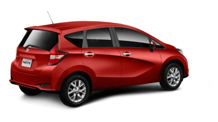 Nissan Note 2020 Exterior 002
