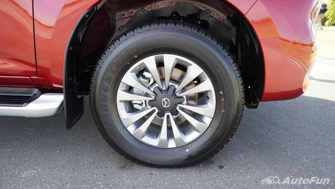 Mazda BT-50 Pro 2021 Exterior 024