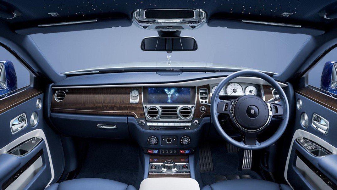 Rolls-Royce Ghost 2020 Interior 003