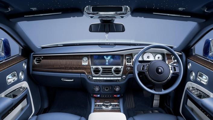 Rolls-Royce Ghost Public 2020 Interior 003