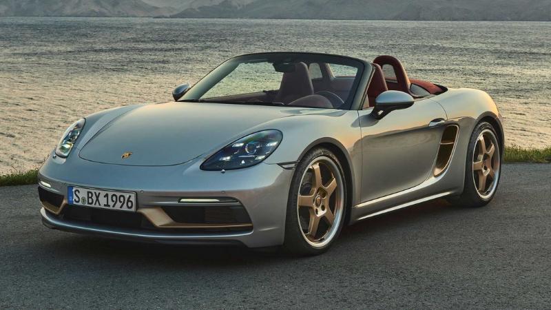 2021 Porsche Boxster 25 รุ่นเฉลิมฉลองครบรอบ 25 ปี รถสปอร์ตที่ช่วยชีวิต Porsche เอาไว้ 02
