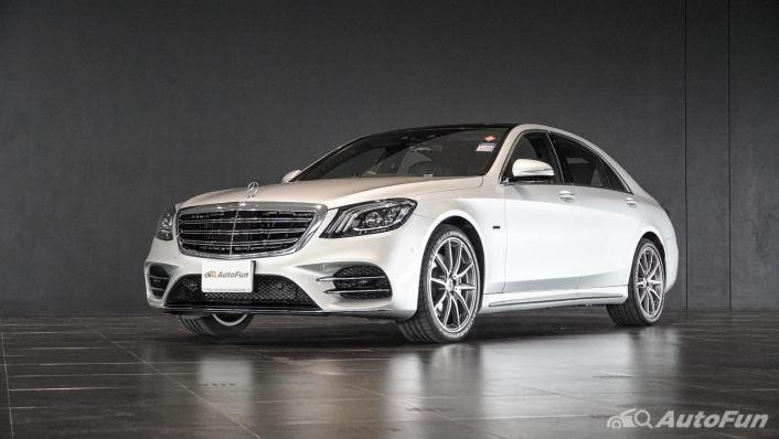 Mercedes-Benz S-Class S 560 e AMG Premium Exterior 001