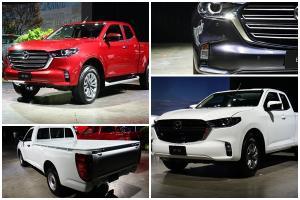 เทียบรุ่นย่อย 2021 Mazda BT-50 ใหม่ละเอียดยิบ มี 14 รุ่นราคา 553,000-1,153,000 บาท
