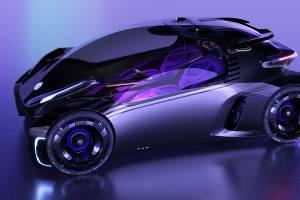 2022 MG Maze รถยนต์ไฟฟ้าหน้าตาล้ำ พร้อมใส่ฟังก์ชั่นลับ ให้คนขับรู้สึกเหมือนเล่นเกม