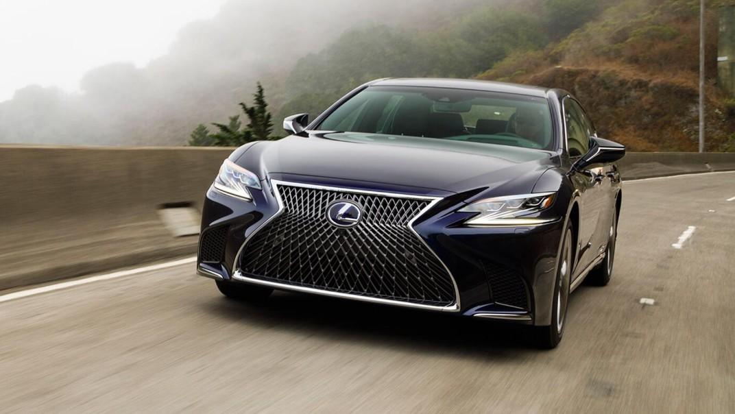 Lexus LS 2020 Exterior 022