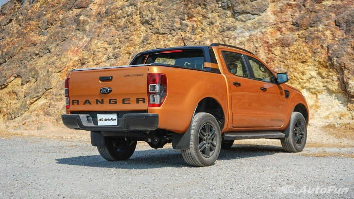 2020 Ford Ranger Double Cab 2.0L Turbo Wildtrak Hi-Rider 10AT Exterior 005