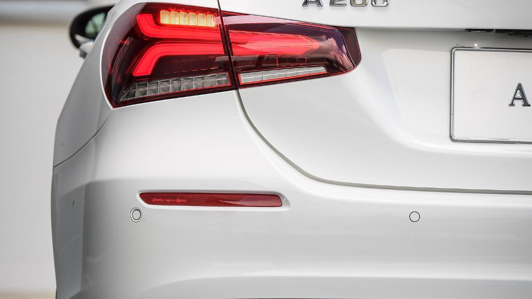 2021 Mercedes-Benz A-Class A 200 Progressive Exterior 016