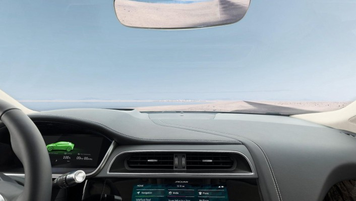 Jaguar I-Pace 2020 Interior 002