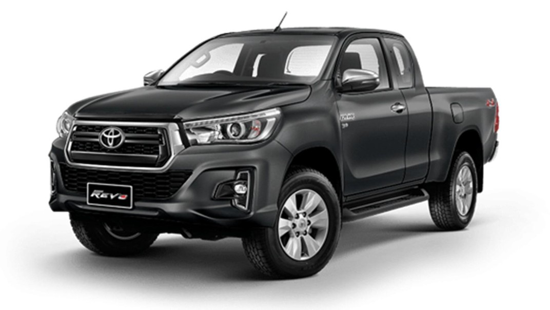 Toyota Hilux Revo Smart Cab 2020 Others 003