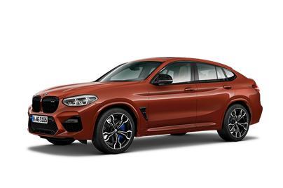 2020 BMW X4 M 3.0L