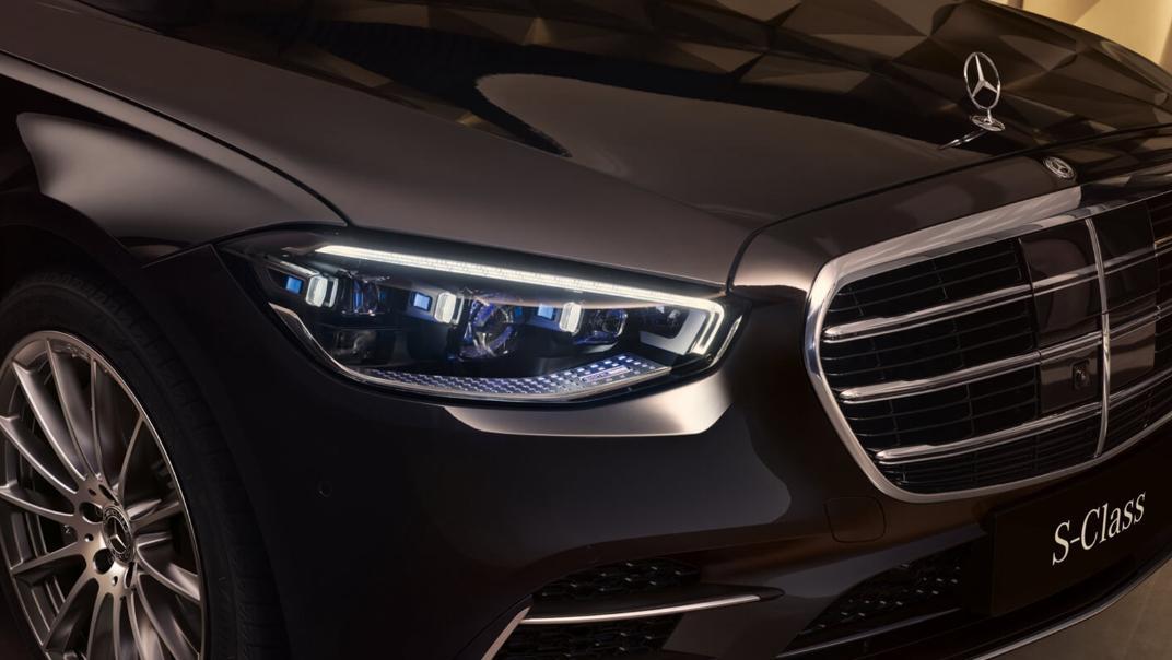 2021 Mercedes-Benz S-Class Exterior 007