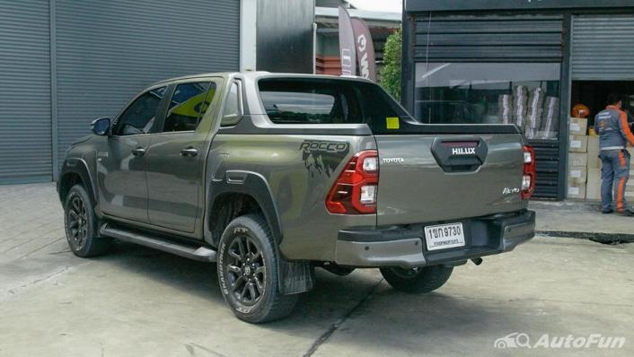 2020 Toyota Hilux Revo Double Cab 4x4 2.8High AT Exterior 008