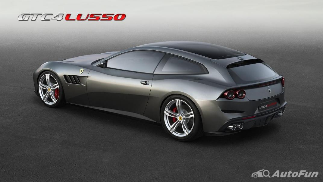 2020 Ferrari GTC4Lusso 6.2 V12 Exterior 008