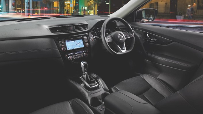 Nissan X-Trail 2020 Interior 001