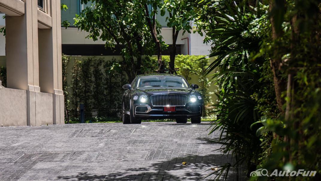 2020 Bentley Flying Spur 6.0L W12 Exterior 042