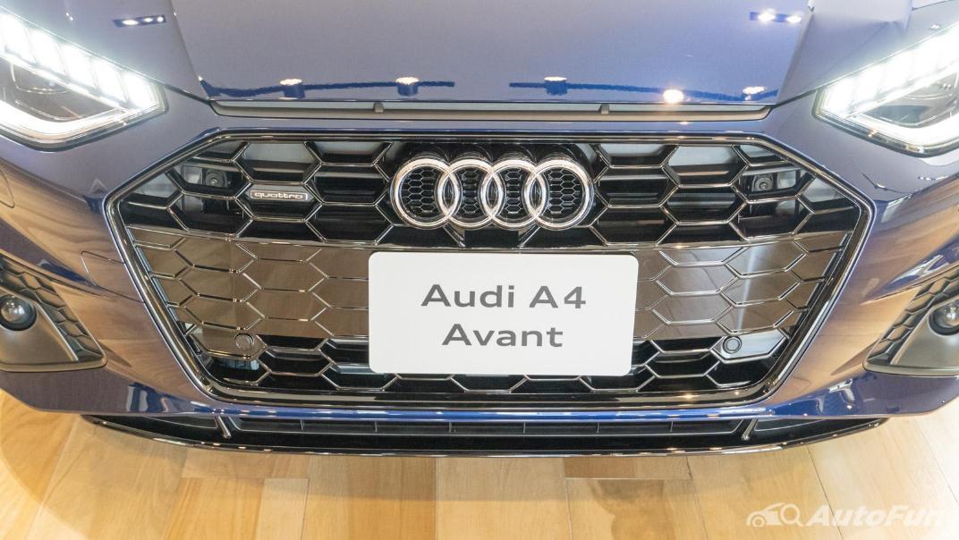 2020 Audi A4 Avant 2.0 45 TFSI Quattro S Line Black Edition Exterior 091