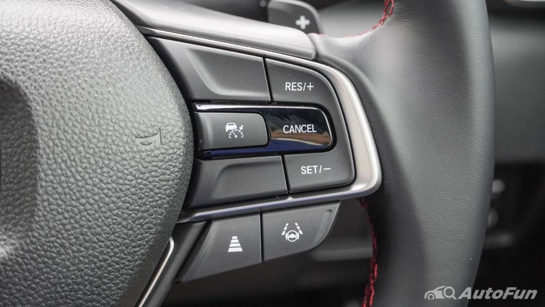 2021 Honda City e:HEV RS Interior 008