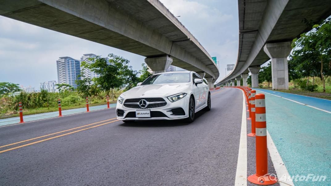 2021 Mercedes-Benz CLS 220 d AMG Premium Exterior 051