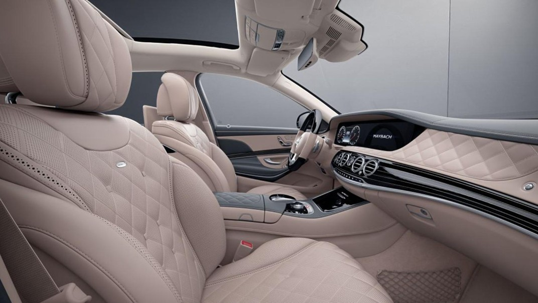 Mercedes-Benz Maybach S-Class 2020 Interior 006