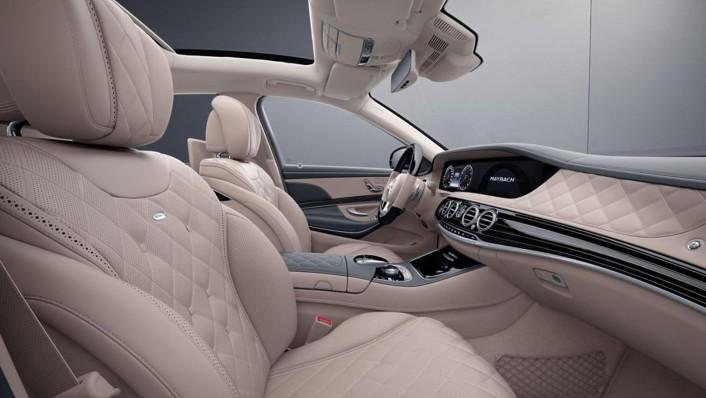 Mercedes-Benz Maybach S-Class Public 2020 Interior 006