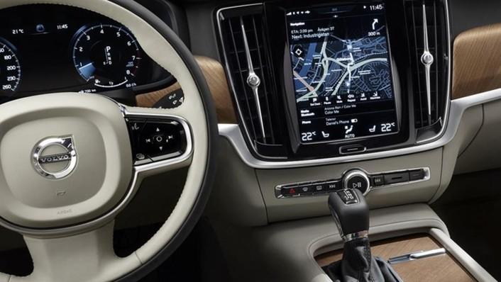 Volvo S90 2020 Interior 006
